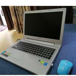 Gaming Laptop 500GB SSD Core i7 Geforce 840m