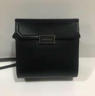 90% new Charles & Keith handbag