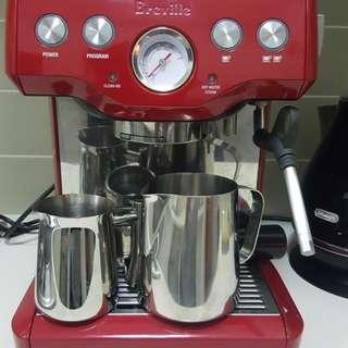 The Infuser Espresso Coffee Machine