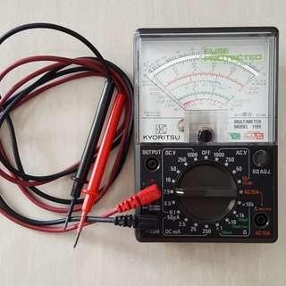 Kyoritsu Multimeter 1109
