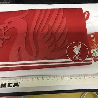 利物浦 筆袋 收納袋 Liverpool FC