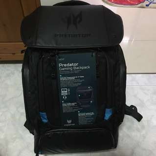 Acer predator gaming bag