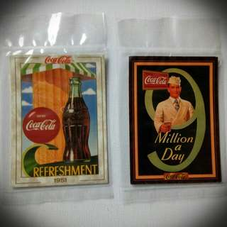 Coca-cola Trading Cards,Lot #15