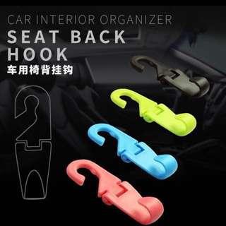 Car Seat Back Hook