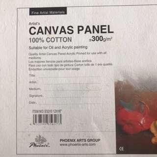 Canvas Panel - 3 pieces.