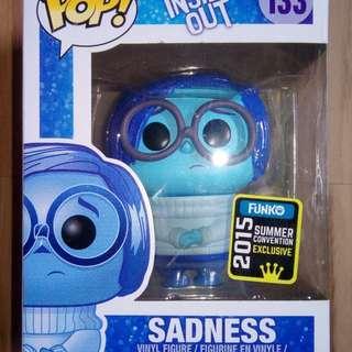 Glittered Sadness SCE