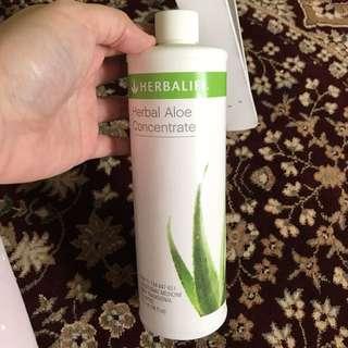 Herbalife Aloe Concentrate Original