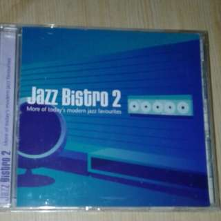 Jazz Bistro 2 Cd