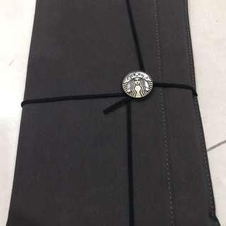 Starbucks Notebook 2016