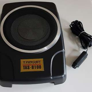 TARGET Audio Active Subwoofer