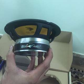 Ultimate Series 6.5 Inch Mid Bass Speaker
