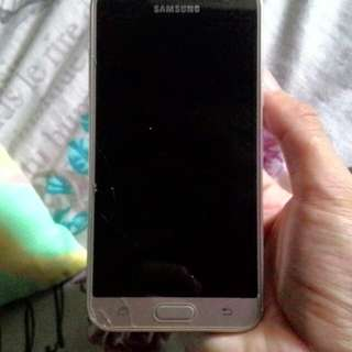 Selling this Defective Samsung J3 3016