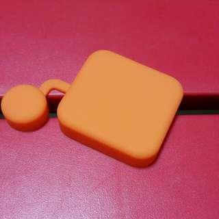 Brand New Silicone Lens Cover for Gopro Hero 3/4 Standard housing - Orange
