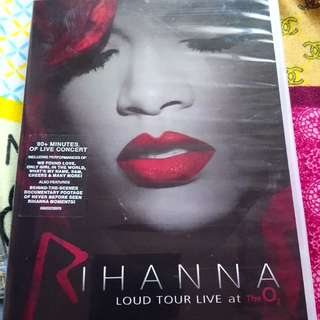 Rihanna Loud Tour Live at the O2