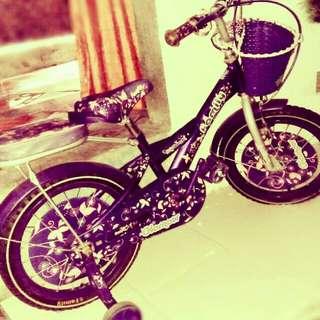 Glamour Bike for Kid Girl