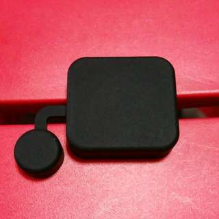 Brand New Silicone Lens Cover for Gopro Hero 3/4 Standard housing - Black