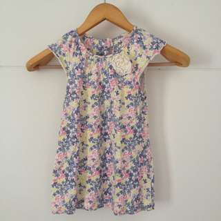 MOTHERCARE FLowery  Top