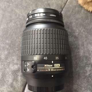 Nikon 18-55mm AF-S DX