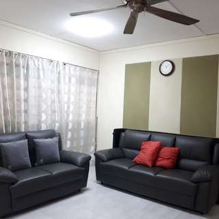 4-room flat for rent