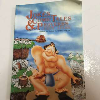 Free postage Jokes And Comic Tales From Japan Book