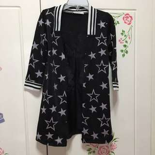 Star black outer