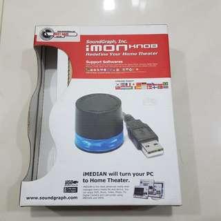 iMON Knob remote control