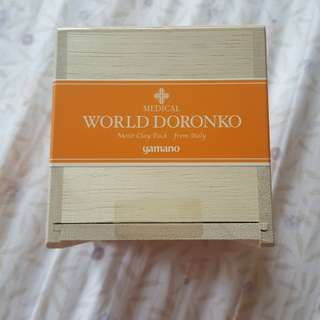 Yamano World Doronko moist clay pack