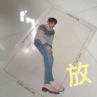 WannaOne五金One小卡