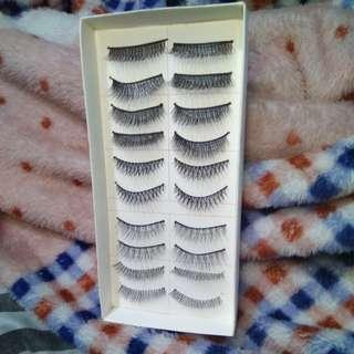 [Clearance] False Eyelashes