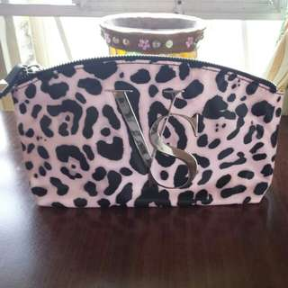 Authentic Victoria's Secret Cosmetic Pouch