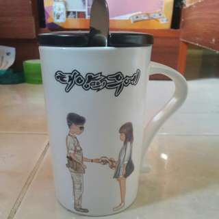Descendants of the sun Mug