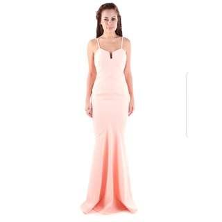 Sheike Empire maxi dress in size 6
