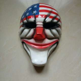 Payday Halloween Mask