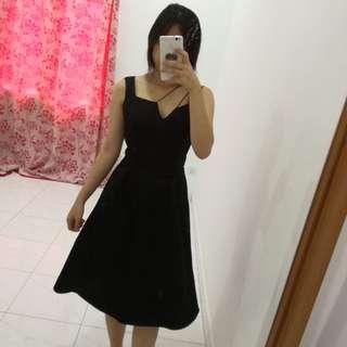 BNWT Black Dinner Dress