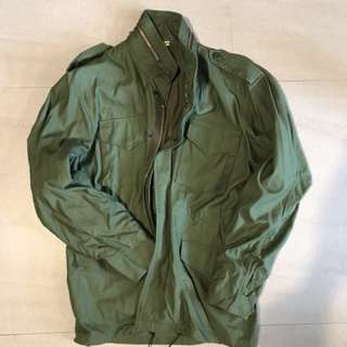 M-65 Field Coat Jacket 軍褸