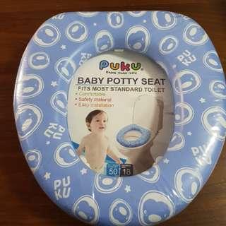 Puku baby potty seat