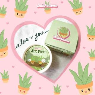 Skinpotions aloe vera miracle gel