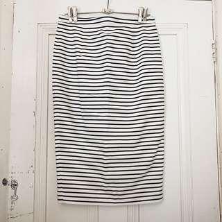 Forever New midi skirt