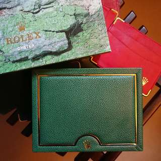 Rolex Vintage Watch Box New Old Stock 勞力士
