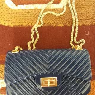 Tas selempang mini jelly
