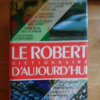 #allforfree Le Robert Dictionnaire french dictionary