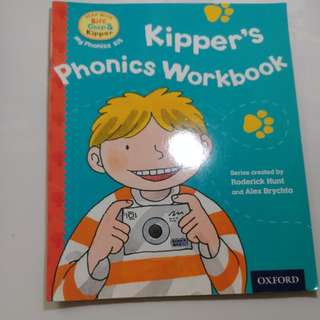 Oxford reading tree kipper*s phonics workbook