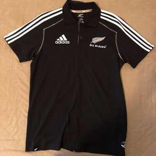 Adidas All Blacks Cotton T Shirt
