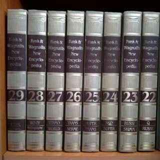 Funk & Wagnalls Encyclopedia & Dictionary
