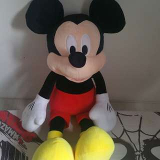 #Huat50Sale Mickey Mouse Soft Toy
