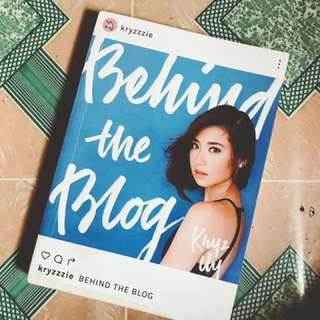 Kuya Uy's Behind The Blog