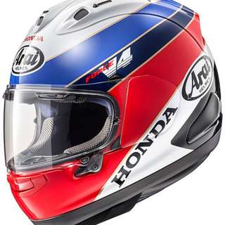 Arai RX-7X Honda RC30 Limited Edition ! Pre-Order !!!!! Do Not PM !!!!! Kindly Call Us !!!!! ETA April May !!!!!