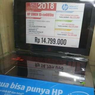 HP omen free 1x angsuran cicilan tanpa kartu kredit