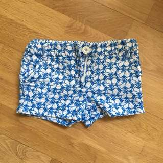 Gingersnaps Girls Shorts 4 yo