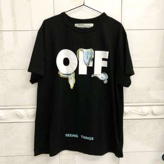 Off-White Watchers Tee